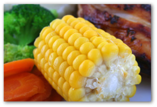 fresh corn recipes