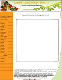photo relating to Garden Planning Worksheet referred to as Vegetable Backyard Worksheets, Backyard Diary, Zone Chart